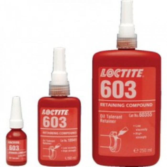 LOCTITE 603 Anaerob. guolių ir įvorių klijai